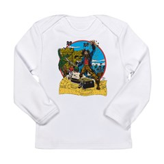 Pirates Long Sleeve Infant T-Shirt