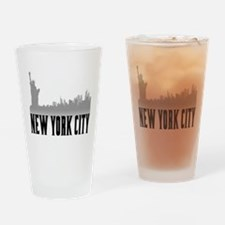 New York City Pint Glass