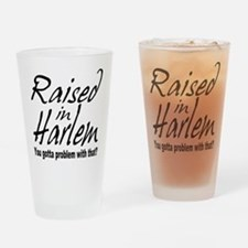 Harlem, new york Pint Glass