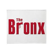 The Bronx,New York Throw Blanket
