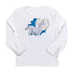 Unicorn Long Sleeve Infant T-Shirt
