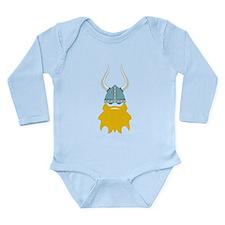 Viking Long Sleeve Infant Bodysuit