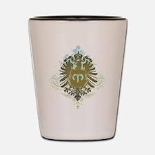 Stylish Aries Shot Glass