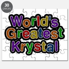 World's Greatest Krystal Puzzle