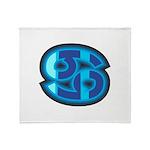 Cancer Symbol Throw Blanket