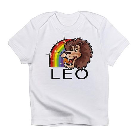Rainbow Leo Infant T-Shirt