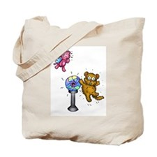 Zapped! Tote Bag