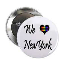 "New York Pride 2.25"" Button"