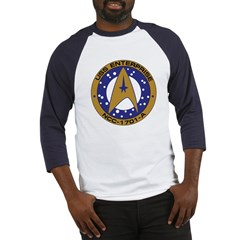 Enterprise 1701-A Baseball Jersey