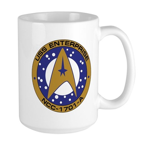 Enterprise 1701-A Large Mug