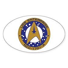 Enterprise 1701-A Decal