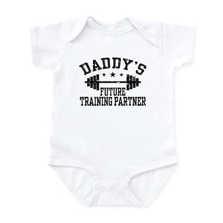 Daddy's Future Training Partner Infant Bodysuit