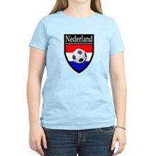 Nederland Patch T-Shirt