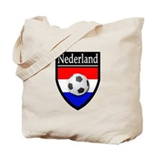 Nederland Patch Tote Bag