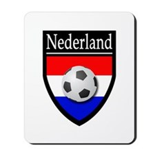 Nederland Patch Mousepad