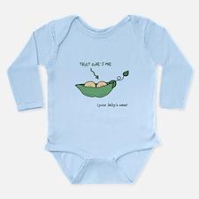 Long Sleeve Infant Bodysuit Customizable (R)