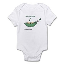 That one's me Customizable (L) Infant Bodysuit