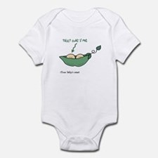 That one's me Customizable (L) Infant Bodysuit
