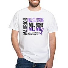 Hodgkin's Lymphoma Warrior Shirt