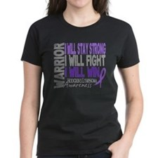 Hodgkin's Lymphoma Warrior Tee