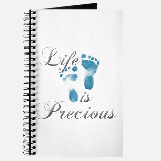 Life Is Precious Journal