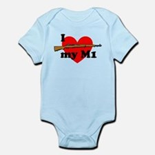 Love my M1 Infant Bodysuit