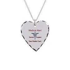 Medical Alert - Medical Impl Necklace