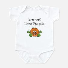 [Personalize] Little Pumpkin Infant Bodysuit