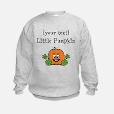 [Personalize] Little Pumpkin Sweatshirt