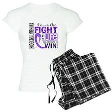 Fight Of My Life Hodgkin's Lymphoma Pajamas