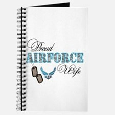 Proud Air Force Wife Journal