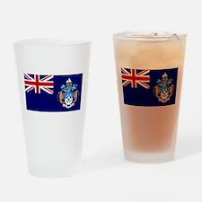 Tristan da Cunha Pint Glass
