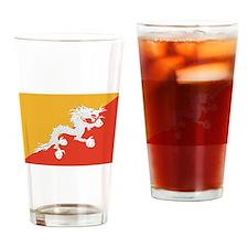 Bhutan Pint Glass