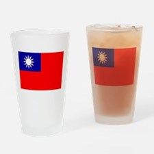 Taiwan Pint Glass