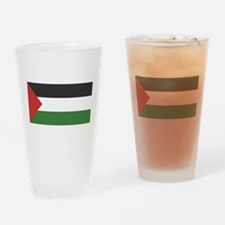 Palestinian Pint Glass