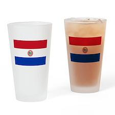 Paraguay Pint Glass