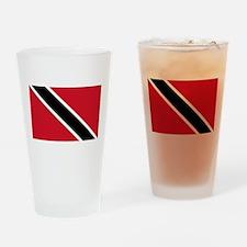 Trinidad and Tobago Pint Glass