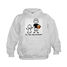 Big Brother - Stick Character Hoodie