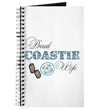 Proud Coast Guard Wife Journal