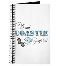 Proud Coast Guard Girlfriend Journal