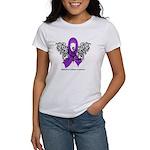 Alzheimer's Disease Tribal Women's T-Shirt