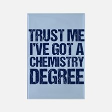 Chemistry Graduate Rectangle Magnet