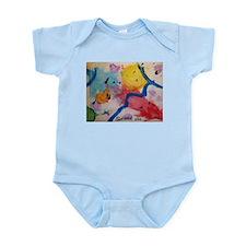 Great pyrenees famous art Infant Bodysuit