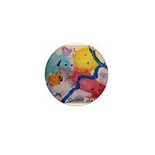 Unique Sammie Mini Button