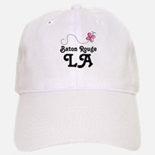 Pretty Baton Rouge Louisiana Baseball Baseball Cap