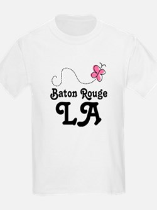 Pretty Baton Rouge Louisiana T-Shirt