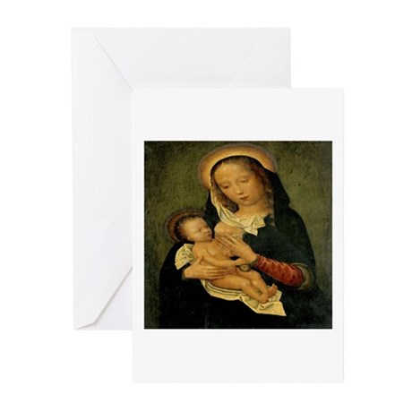 The Virgin Mary Greeting Cards (Pk of 10)