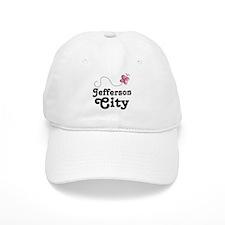 Jefferson City Missouri Gift Baseball Cap