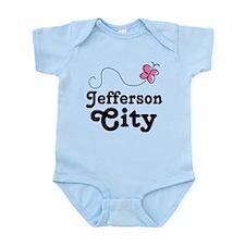 Jefferson City Missouri Gift Infant Bodysuit