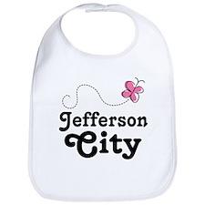 Jefferson City Missouri Gift Bib